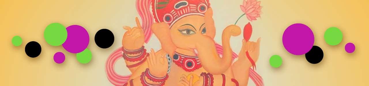 Bild på Ganesha